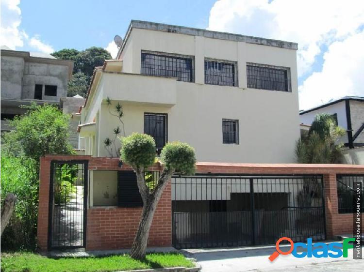 Casa en Venta Macaracuay JF6 MLS16-19258
