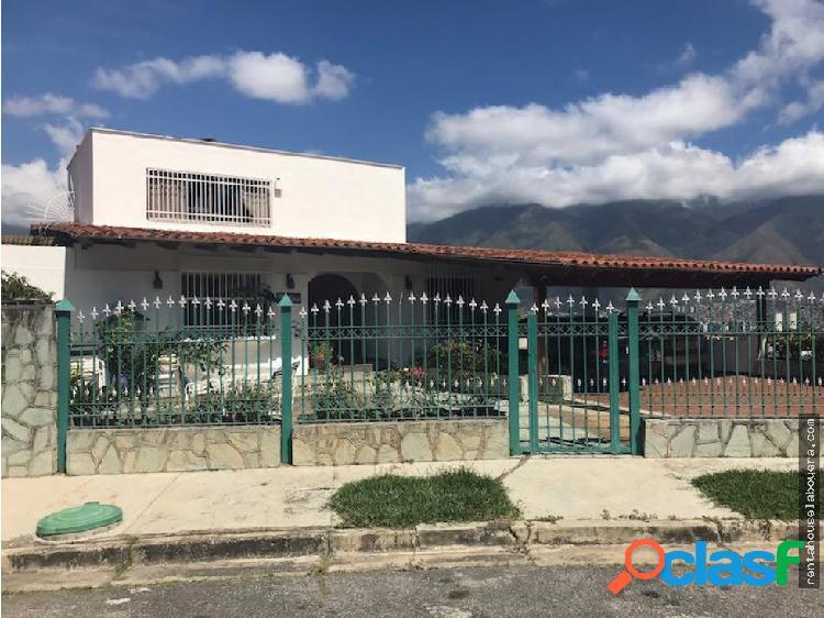 Casa en Venta Macaracuay JF6 MLS18-1829