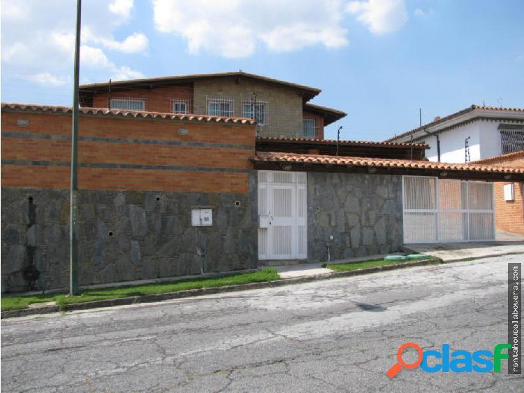 Casa en Venta Macaracuay JF6 MLS18-3185