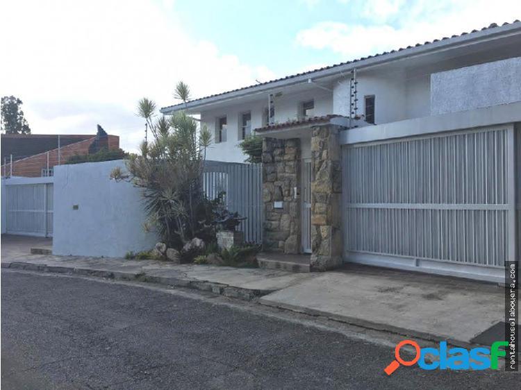 Casa en Venta Macaracuay JF6 MLS18-8330