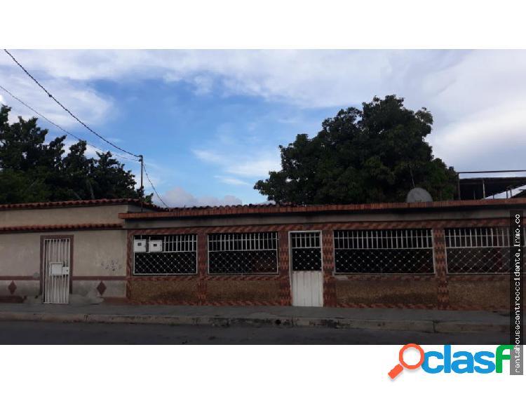 Casa en Venta Oeste Barquisimeto Lara Rahco