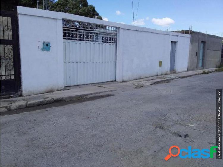 Casa en Venta Patarata Barquisimeto Lara Rahco
