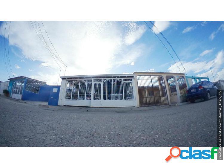 Casa en Venta Tamaca Barquisimeto Lara Rahco
