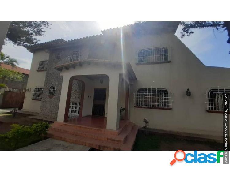 Casa en venta Casa quinta Barquisimeto LARA SP