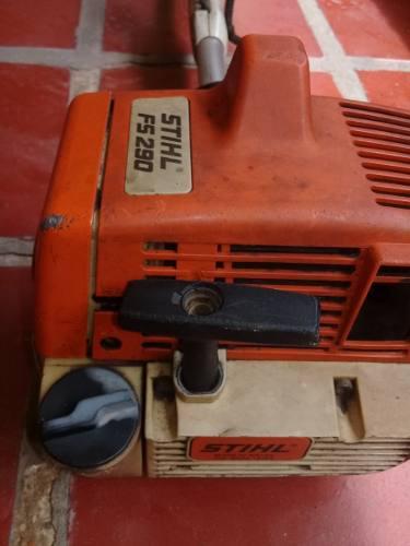 Desmalezadora O Guaraña Usadas Stihl Modelo 290