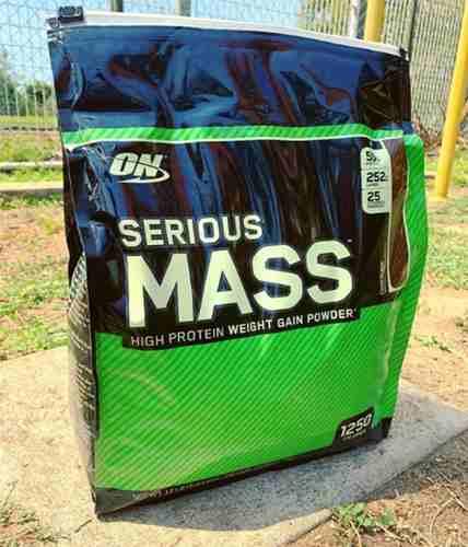 Enciclopedia Serious Mass 12lb 5.4 Kilos