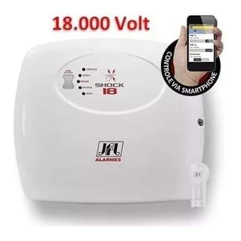 Energizador De Cerco Electrico Jfl  V