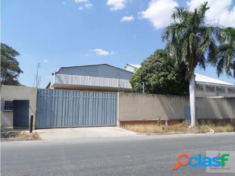 Galpon en Alquiler en Barquisimeto RAH20-10473