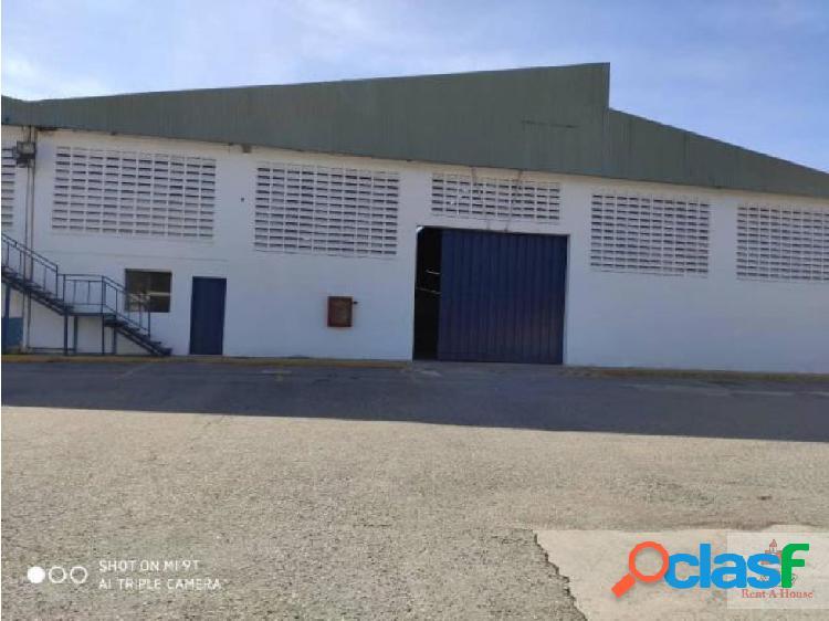 Galpon en Alquiler en Barquisimeto RAH20-737