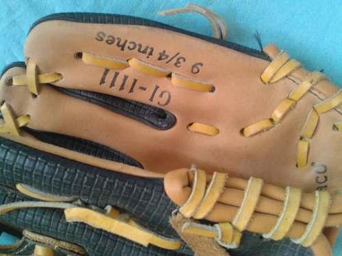 Guante De Beisbol Tamanaco 9 3/4 Con Pelota
