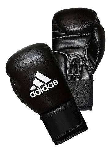 Guantes De Boxeo adidas Performer Negro Y Blanco 12 Onzas