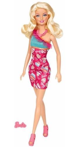 Hermosa Barbie Con Anillo Incluido Para Que Su Niña Lo Use