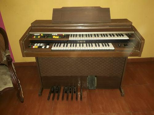 Organo Piano Yamaha Electone B-35nf Totalmente Funcional