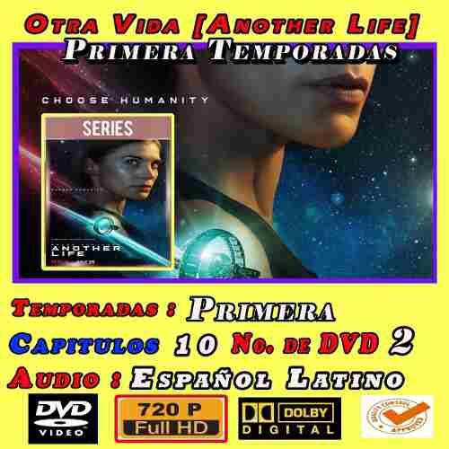 Otra Vida - Another Life. Temporada 1 Hd 720p Latino