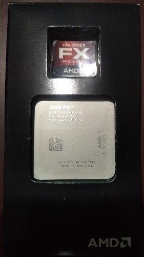 Procesador Amd Fx- Black Edition Usado En Buen Estado