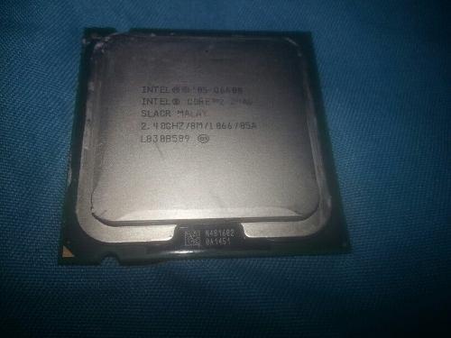 Procesador Cpu Intel Core 2 Quad Qghz Socket 775