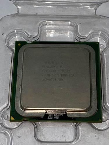 Procesador Intel Pentium D ghz 2mb 800 Socket 775