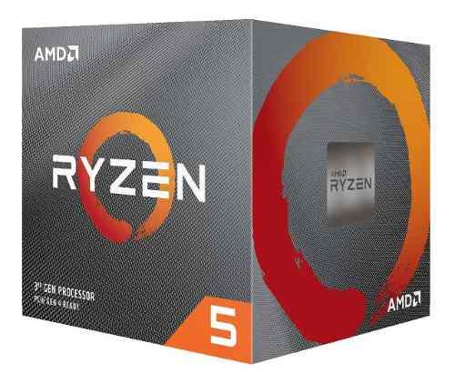 Procesador Ryzen x Am4 6 Nucleos 12 Hilos 4.4ghz 32mb