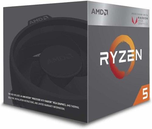 Procesador Ryzeng Am4 Radeon Vega Rx 11