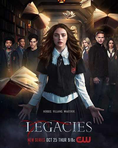 Series Digital, Legacies, The Vampire Diaries, The Originals