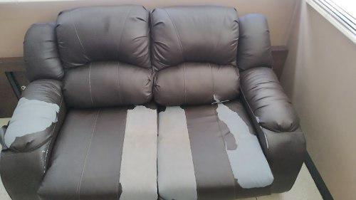 Sofa 2 Puestos Para Retapizar