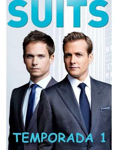 Suits Temporadas 1, 2 Y 3 Serie Tv Formato Digital