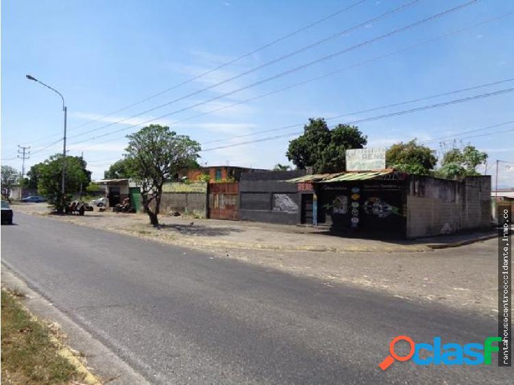 Terreno en Venta Barrio Bolivar Portuguesa RAHCO