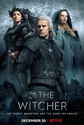 The Witcher - Serie De Netflix Hd