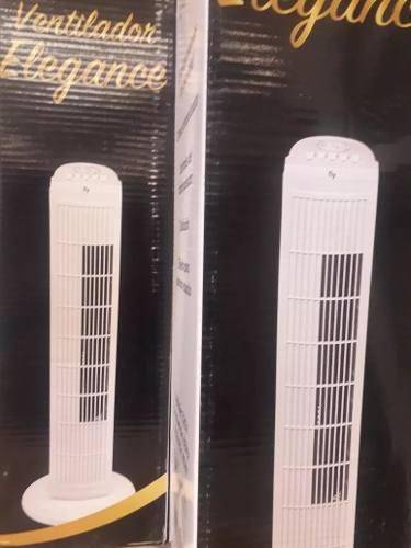 Ventilador De Torre Fly De 30 Pulgadas Color Blanco
