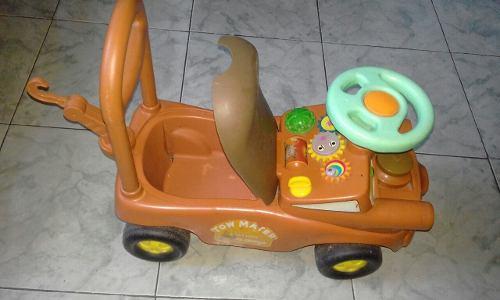 Carrito Montable De La Colección Cars (original)