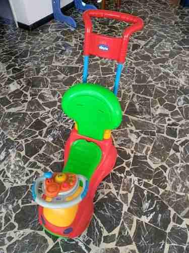 Carrito Montable Para Niños Chicco Usado