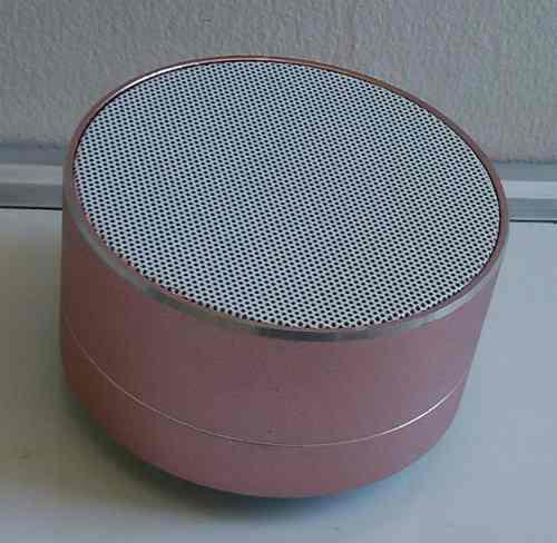Corneta Inalámbrica Portátil Con Bluetooth Y Radio Revjams