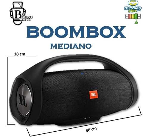 Corneta Portatil Jbl Boombox Mediano Bluetooth (45usd)