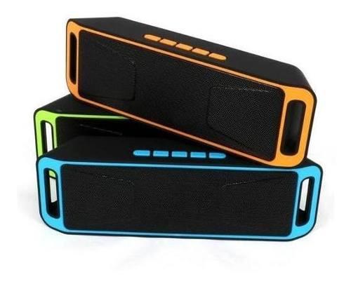 Corneta Portátil Bluetooth Recargable Mp3 Auxiliar