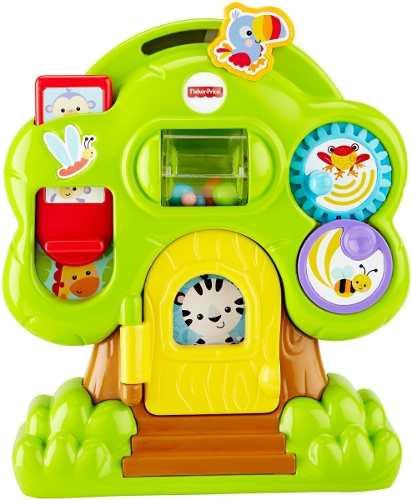 Fisher Price Casa Del Arbol Juguetes Para Bebés Original