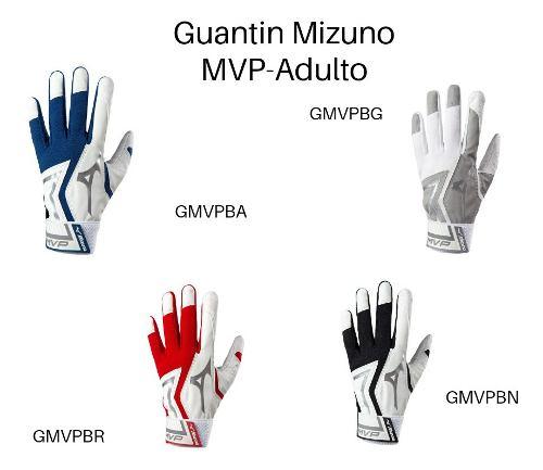 Guantines De Béisbol Mizuno Mvp (adulto)