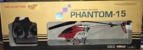 Helicoptero A Control Remoto Phantom-15
