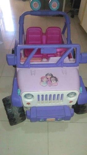Jeep Electrico Para Niñas
