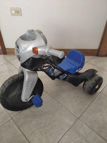 Moto Con Pedales Para Niños En Buen Estado