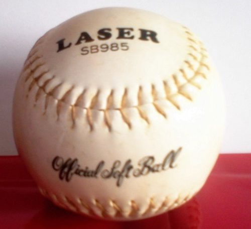 Pelota De Softball Laser Sb985