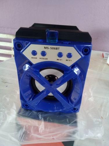 Radios Mp3, Entradas Usb. Micro Sd Bluetooth