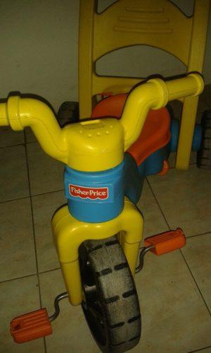 Triciclo Para Niños Fisher Price 3 En 1