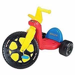Triciclo Rueda Grande Big Wheel, Niños - Niñas 3-8 Años
