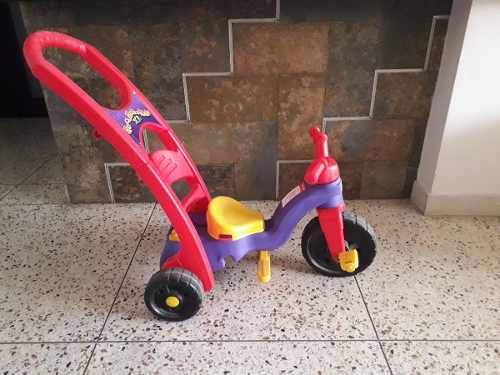 Triciclo Y Mecedora Fisher Price Rock, Roll And Ride.