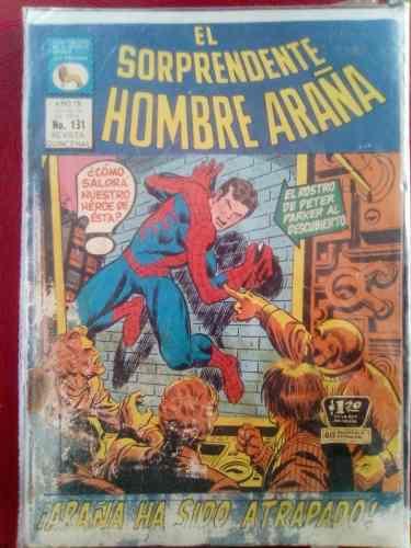 Comic. El Sorprendente Hombre Araña