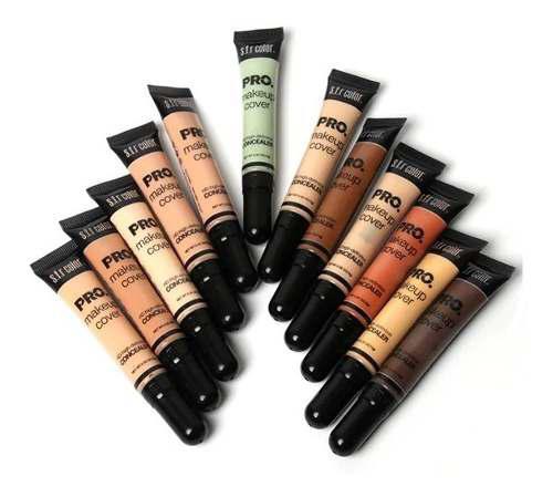 Corrector Pro Makeup Cover Sfr Color Corrector Pro Concealer