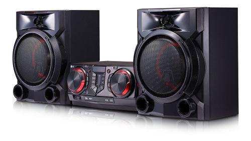 Equipo De Sonido Lg Cj65 Xboom 10000w