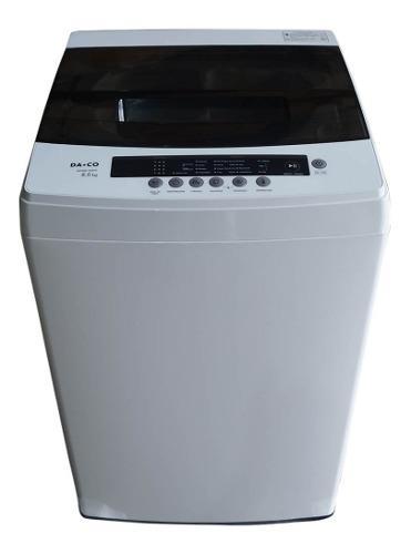 Lavadora Automática Damasco De 8kg Mas80-505ps