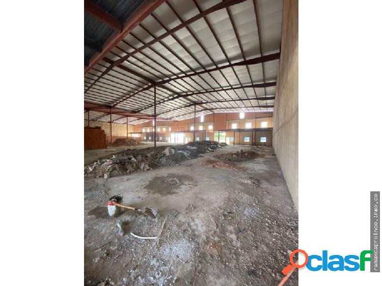 Local comercial zona industrial el recreo