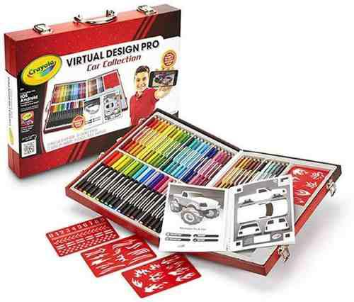 Maleta De Artes Crayola Niños